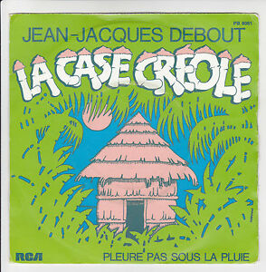 Jean-Jacques-DEBOUT-Vinyl-45T-7-034-SP-THE-CASE-CREOLE-RCA-8061-F-Reduced-RARE