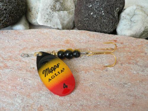 Spinner Mepps Aglia dilettano tutti disponibili spinnfischen a pesca