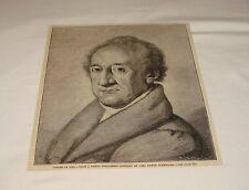 ZODIAC virgo numizmat Johann Wolfgang von Goethe