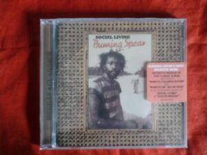 BURNING-SPEAR-SOCIAL-LIVING-SEALED-CD