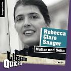 Mutter und Sohn von Rebecca Clare Sanger (2011, Geheftet)