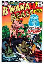 SHOWCASE #67 - 1967 DC Comics - 1st appearance of B'Wana Beast - Very Fine