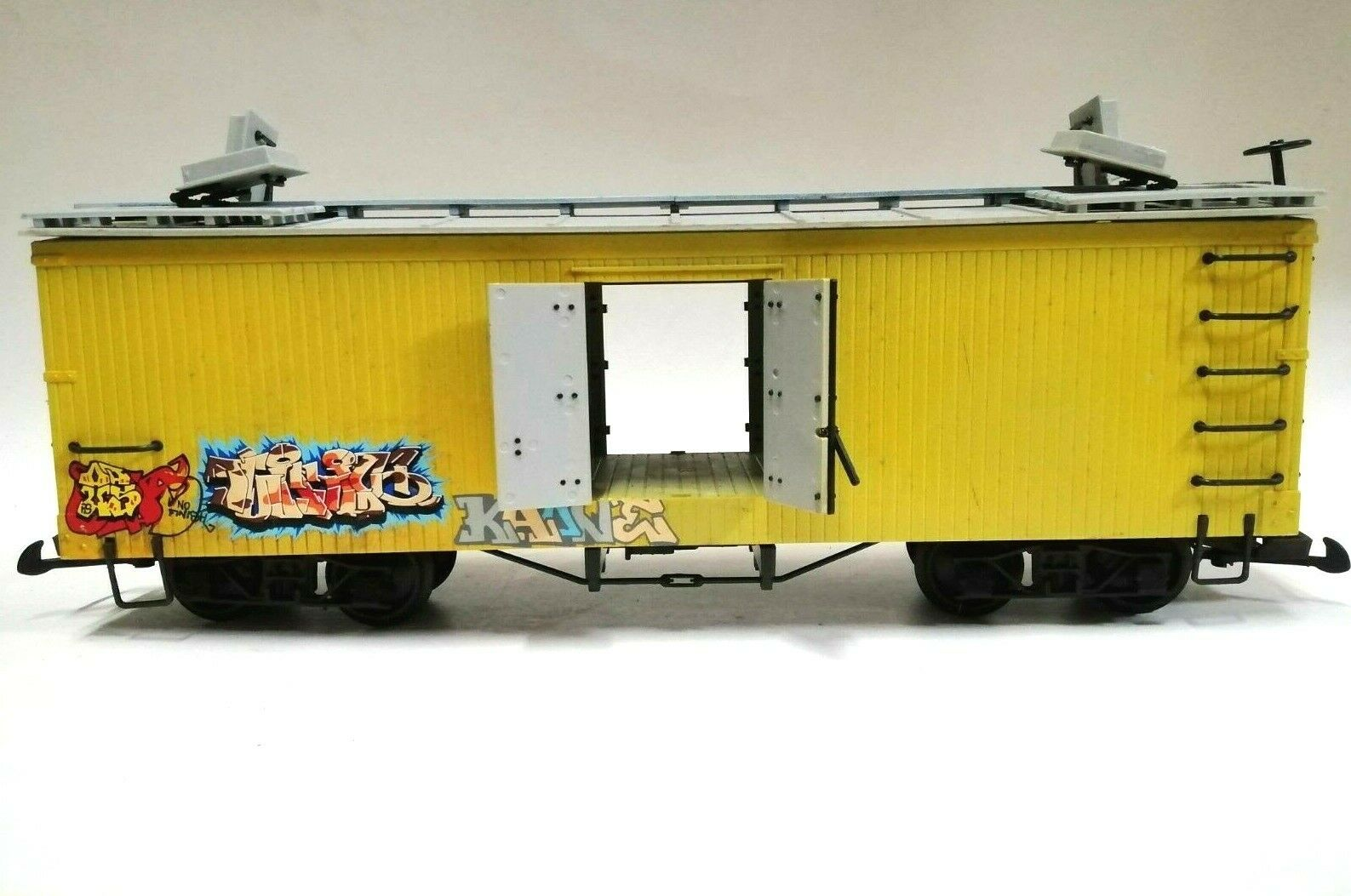 LGB Grafity Güterwagen   mit Garantie
