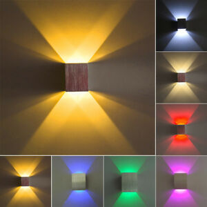 Led Indoor Wall Lamps Latest Collection Of Yon 1pcs Led 3w Wall Lamp Rgb Modern Light Fixture Luminous Lighting Sconce Ac85-265v Indoor Wall Decoration Light To Assure Years Of Trouble-Free Service
