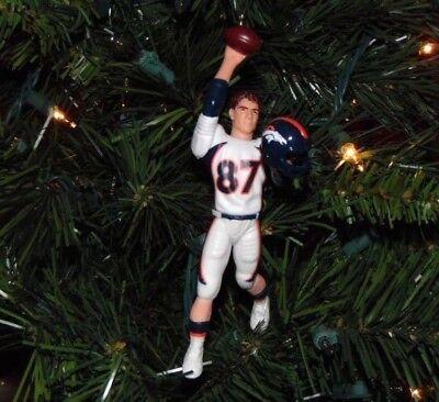 ed McCAFFREY denver BRONCOS football NFL xmas TREE ...