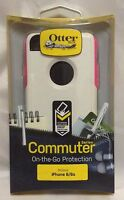Otterbox Commuter Series Case For Iphone 6 - White / Pink