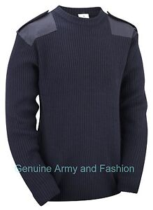 NEW-MILITARY-COMMANDO-SECURITY-SWEATER-PULLOVER-XS-XXXL