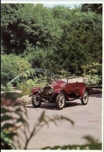 Postkarte-Auto-Motiv-OPEL-Torpedo-anno-1914-AK-Car-Voiture-Postcard