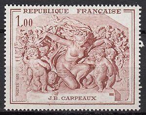 FRANCE-TIMBRE-NEUF-N-1641-TRIOMPHE-DE-FLORE-DE-JB-CARPEAUX