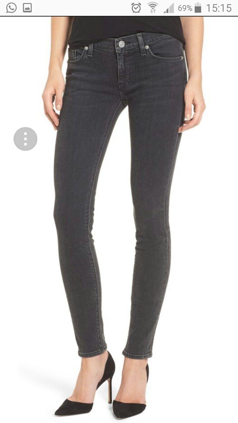 Hudson Jeans Krista NERO taglie disponibili 23 24 25 26 27 28 29