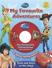 Disney Adventure 5 Book Slipcase by Parragon Book Service Ltd (Hardback, 2010)