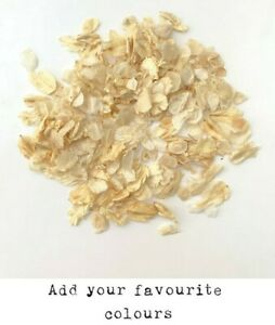 Biodegradable-WEDDING-CONFETTI-IVORY-Dried-FLUTTERFALL-Throwing-Real-Petals