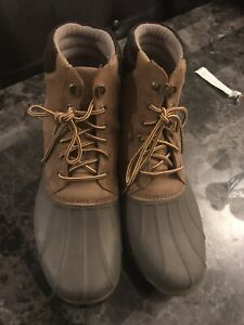 Sperry Top-Sider Mens Avenue Duck Boot