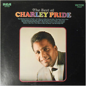 Charley-Pride-The-Best-Of-LP-Vintage-Rare-Near-Mint-NM-12-034-Vinyl-1969