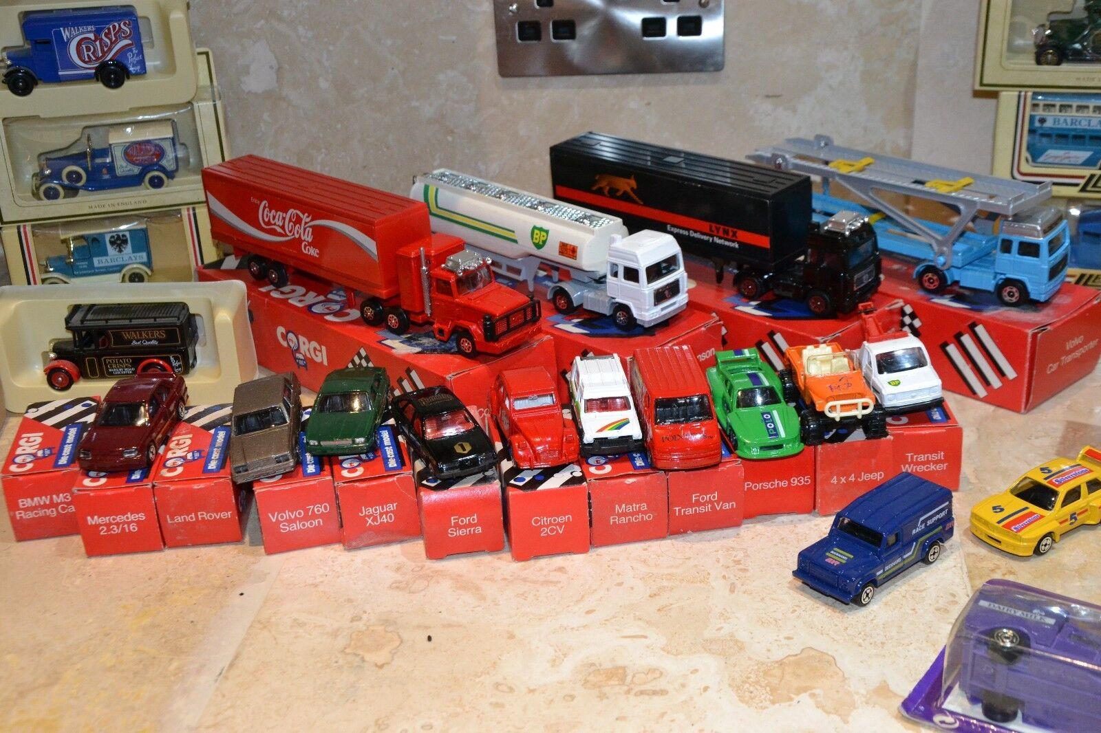 Los coches camiones Corgi Die Cast Gran Colección En Caja Caja Caja 6a748e