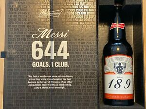 #189 Botellín de cerveza - Un gol entre todos - Andrés Fernández para ASTRAPACE