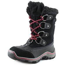 Pajar Dessus Cuir Women US 8 Black Winter Boot NWOB  1433