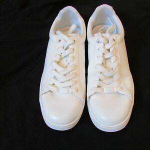 H\u0026M Divided white trainers with