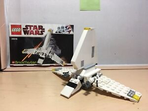 Lego Star Wars 20016 Imperial Shuttle