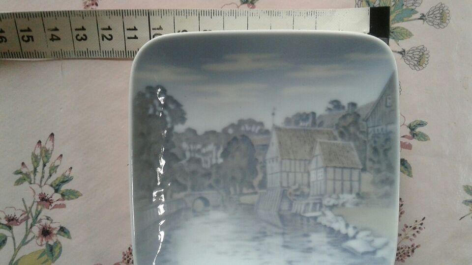 Porcelæn, Lille skål. Askebæger, Royal Copenhagen