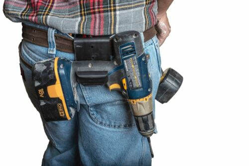 Drill Hook Best Tool Belt Hook Made in the USA. The Gunnie Tool Holder