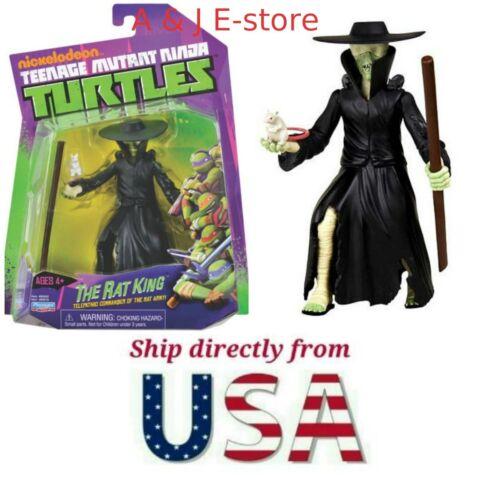 "Teenage Mutant Ninja Turtles Series 1 SHIP FROM U.S.A. Rat King 4/"" Figure"