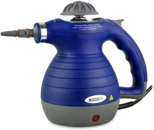Pulitore 9 in 1 Vaporizzatore DICTROLUX 900W Vapore per pulizia lavaggio macchie