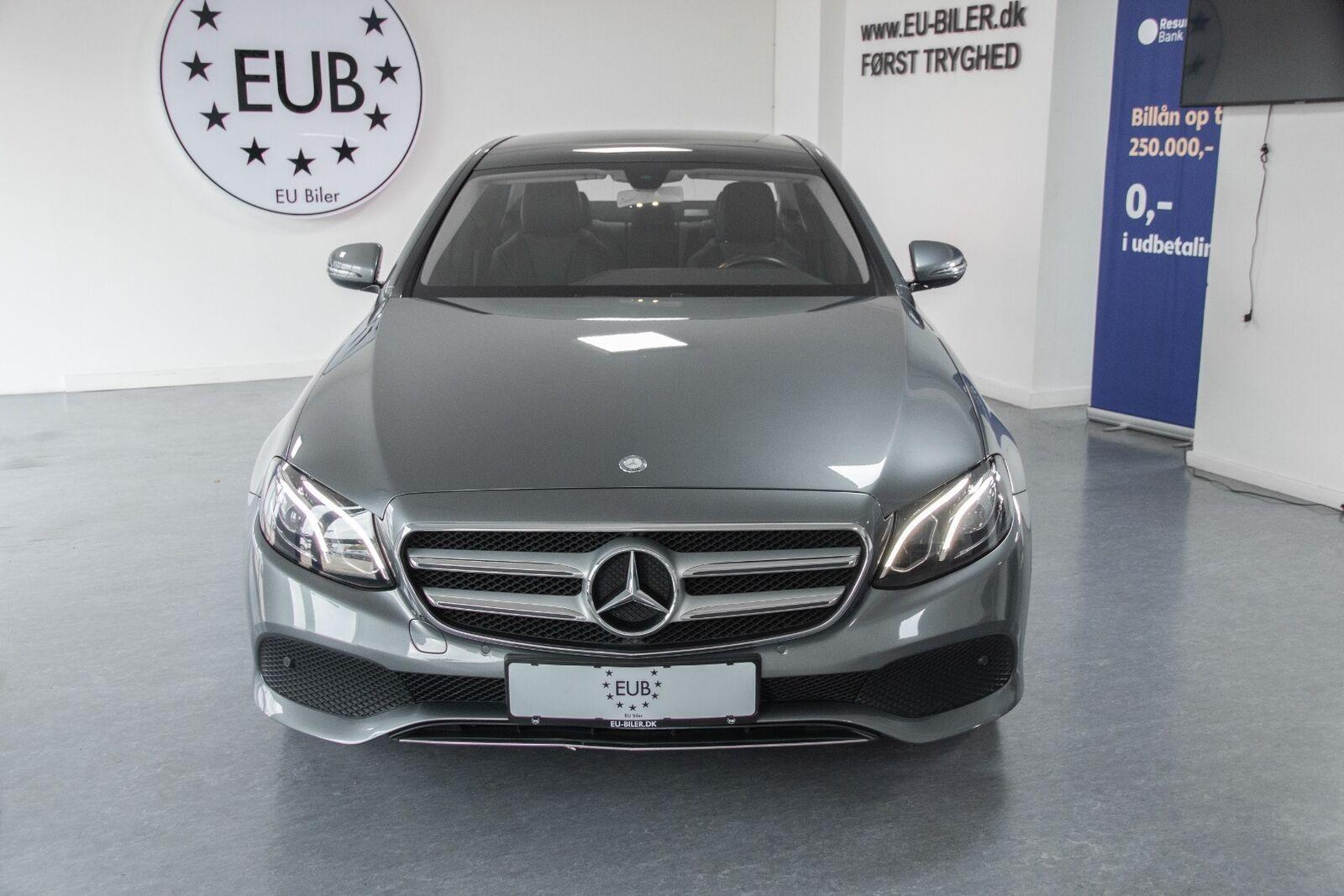 Mercedes E220 d 2,0 Avantgarde aut. 4d - 379.900 kr.