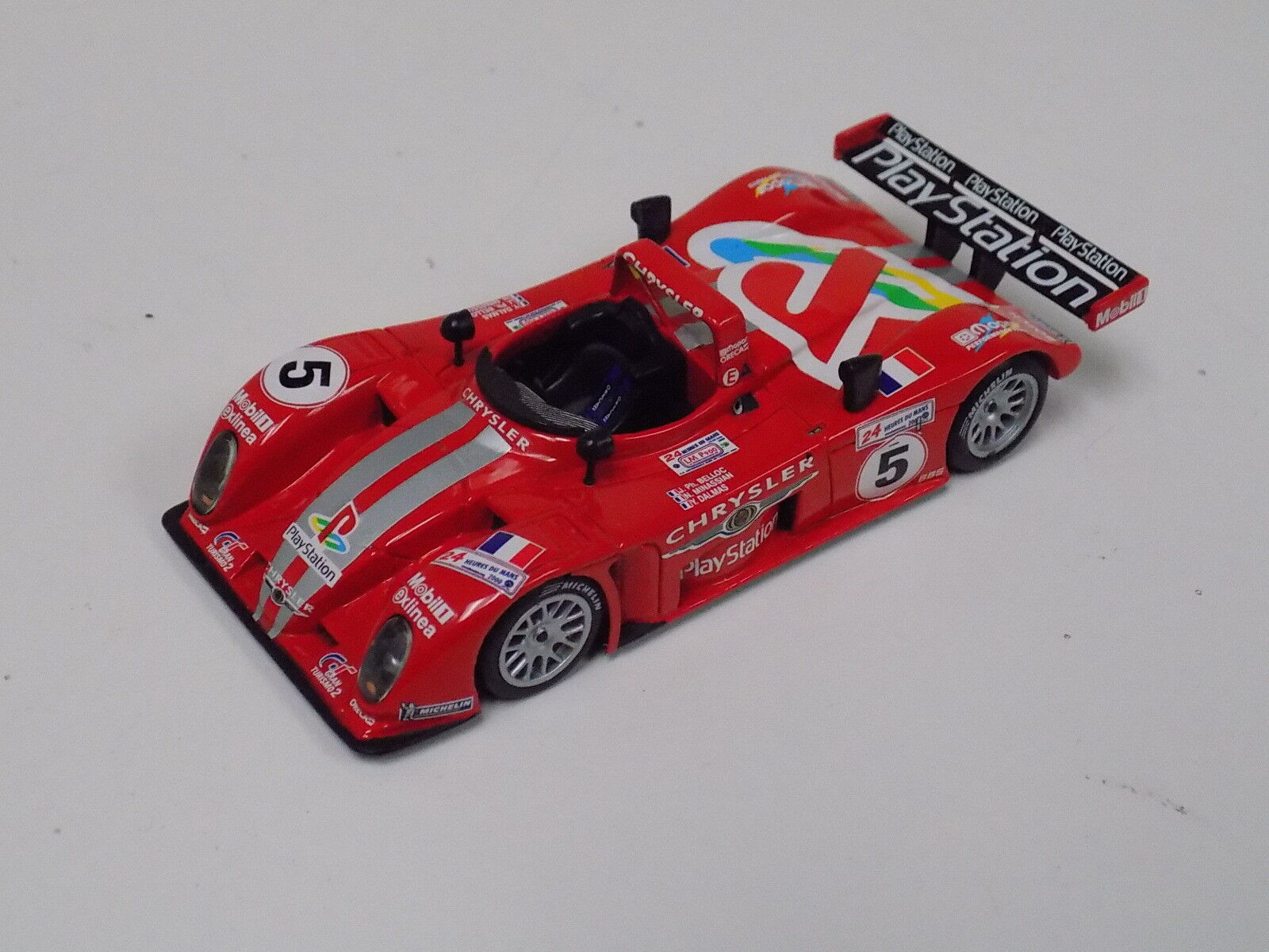 1 43 Spark CourageC52 Car Hours LeMans 1999 SCCG005