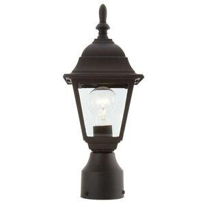 Details About Black Outdoor Post Lamp Pole Driveway Lighting Garden Porch Yard Fixture Lantern