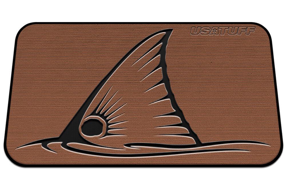 Usatuff Cooler Pad Para Yeti 65qt-SeaDek Marine Eva Mat-T b-aleta súperior
