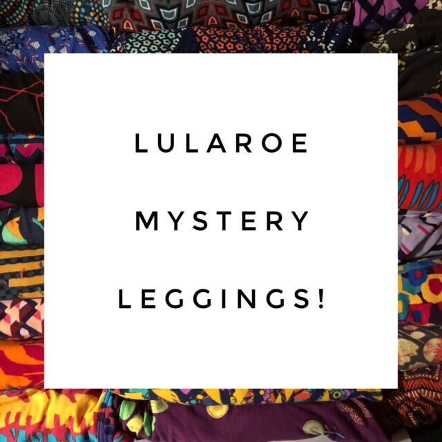 04b3a5f681e62 LuLaRoe TC Mystery Leggings Prints. for sale online | eBay