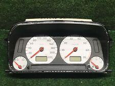 VW Golf 3 + Cabrio Tacho Kombiinstrument für alle 4 Zylinder Silber 1H0919861B