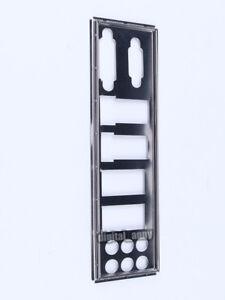 I//O Shield For GIGABYTE GA-Z77X-D3H /& GA-Z87X-D3H Motherboard Backplate