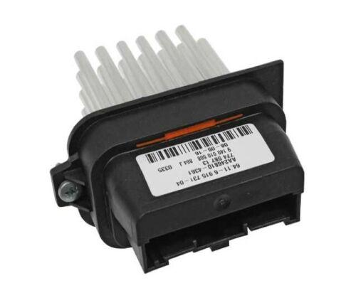Genuine OEM HVAC Blower Motor Resistor for BMW 64116927600