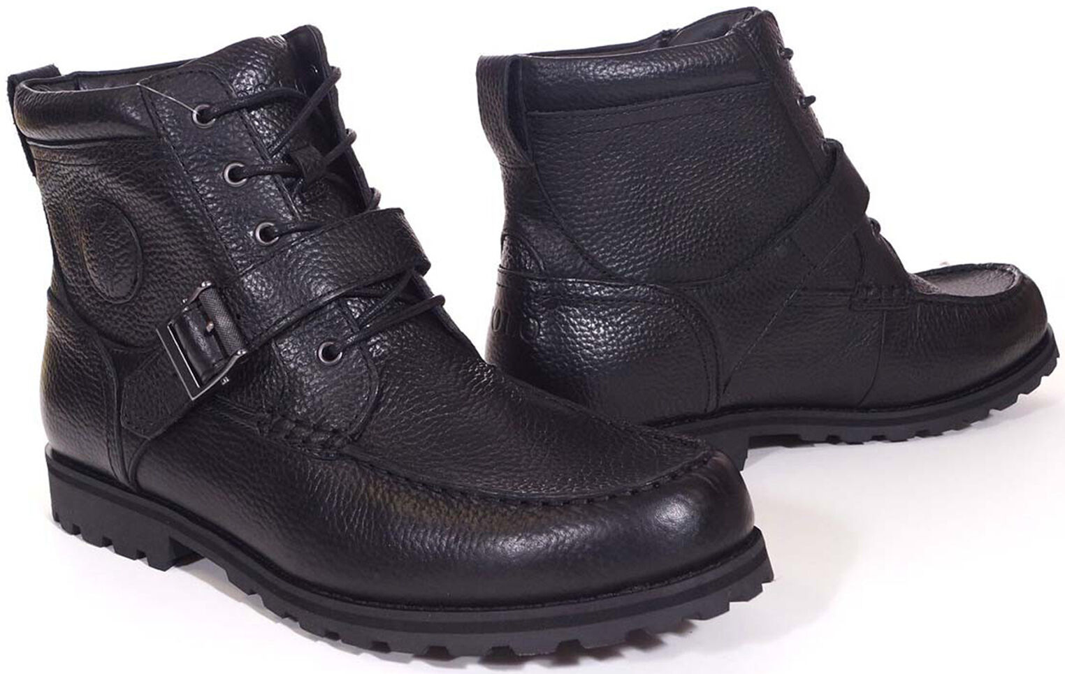 Polo Ralph Lauren Wheathill Men Pitstop Leder Ankle Ankle Ankle Hiking Work Boot Größe 10.5 e0351c