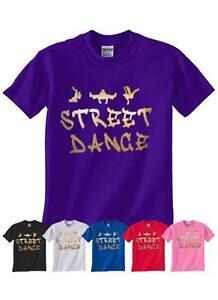 9e9fa0e59 La imagen se está cargando Baile-Callejero-Bailar-Tap-Nino-Nina-camiseta -Regalo-