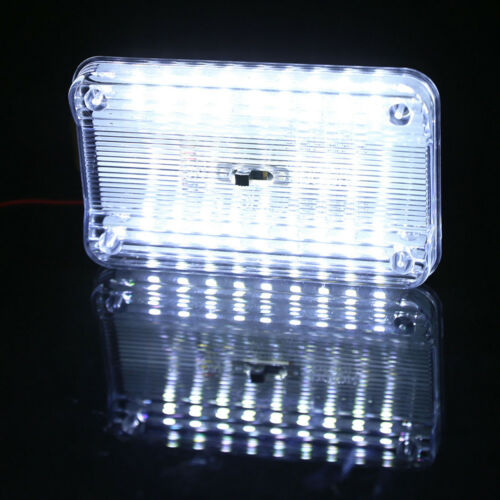 Car Vehicle Interior Dome Roof Ceiling Reading Trunk Light Lamp ...