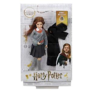 Harry-potter-Mattel-action-figure-Ginny-Weasley-da-collezione