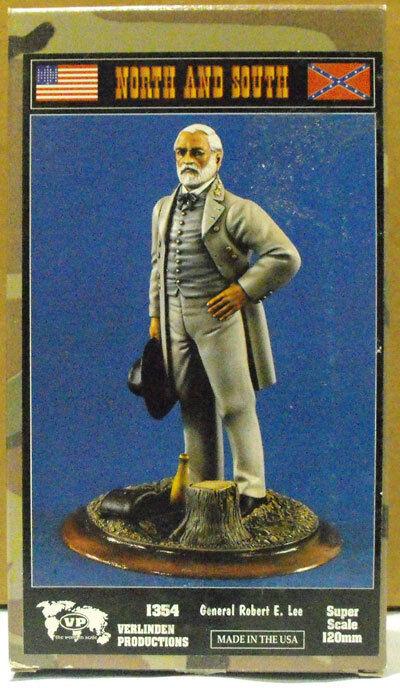 Verlinden 120mm General Robert E Lee 1354