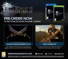 Final Fantasy XV Mage Mashers Weapon + Camera Kit DLC Xbox One