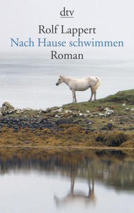 1 von 1 - Nach Hause schwimmen von Rolf Lappert (2009, Taschenbuch)