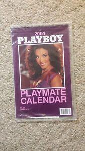 Playboy-Playmate-Wall-Calendar-2004-Christina-Santiago-Lani-Todd-New-Sealed