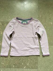 NWT Girls Mini Boden Pointelle Tshirt WHT 5//6 years 6//7 years 7//8 years