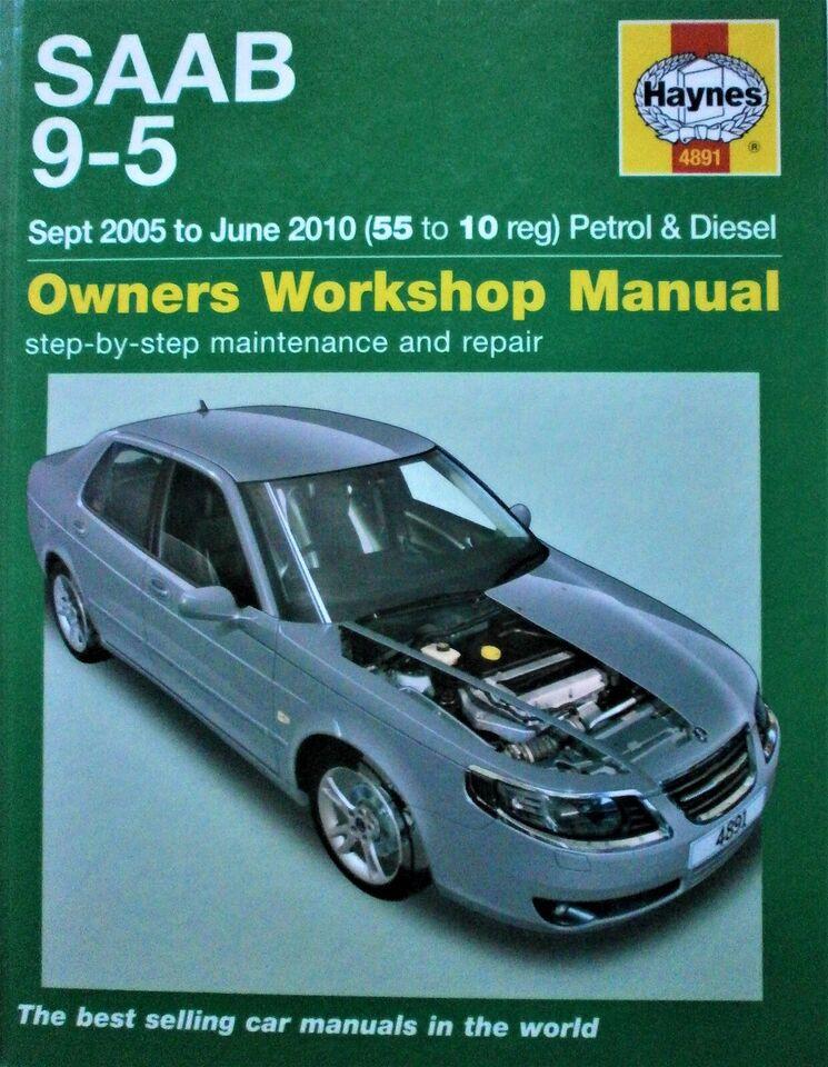 VW, Saab Haynes, HAYNES Owners Workshop Manual