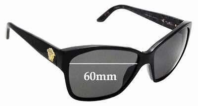 SFX Replacement Sunglass Lenses fits Ralph Lauren Polo 3054 60mm Wide