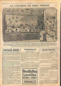 Paris-Petit-Palais-Exposition-Cocardes-Mimi-Pinson-Gustave-Charpentier-WWI-1915