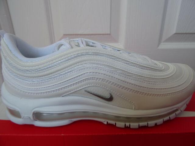 Nike Air Max 97 White Genuine Size 7 7