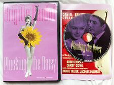 Plucking the Daisy DVD Brigitte Bardot HVE Striptease RARE OOP
