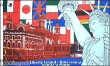 New York City Liberty Island USA United States of America 5'x3' Flag !